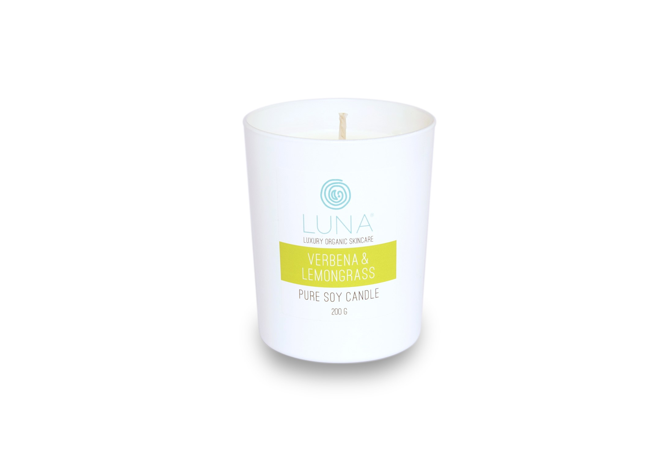 Verbena & Lemongrass Candle
