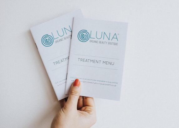 Luna Beauty Gift Vouchers